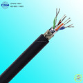 Flexible pvc insulation & sheathed nurse call cable