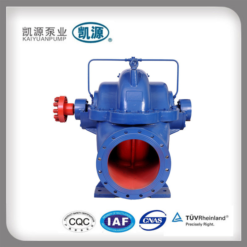 KYSB Double suction high flow rate water pump head 125M