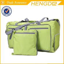 Foldable travel duffel bag with good quality and factory price