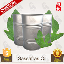 OEM/ODM Sassafras Essential Oil, 100% Pure And Natural