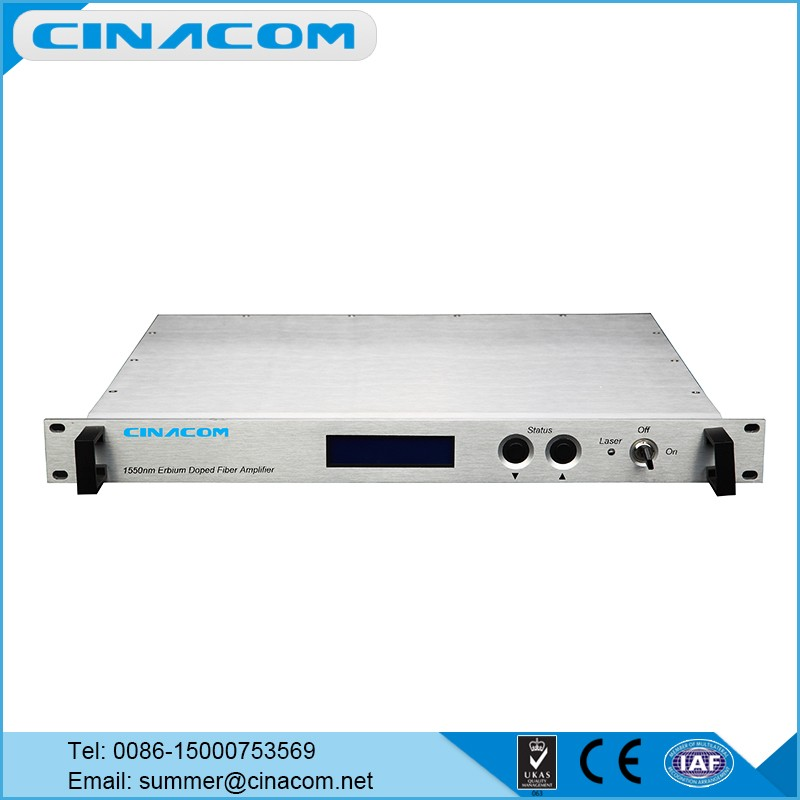 CATV 1550nm EDFA Signal Amplifier