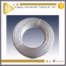 6x7 Flexible Galvanised Steel Wire Rope