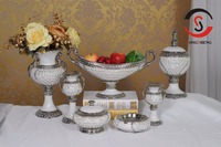 very nice decor home and weddings decor wholesale price from porcelain factory
