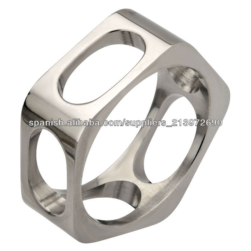 Wholesale Stainless steel men ring