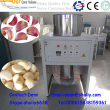Christmas Promotion onion peeling machine/garlic peeling machine with best price whatsapp008615838159361