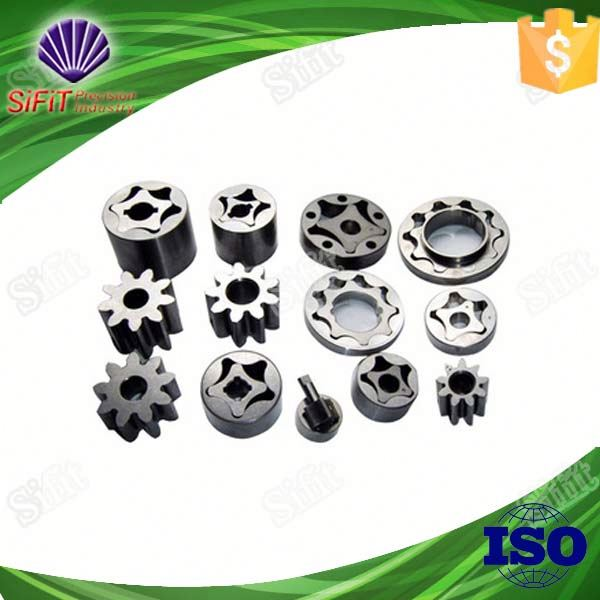 Custom made titanium parts, metal injection molding or powder sintering