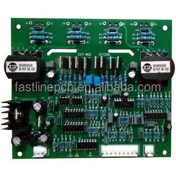 GPS Circuit Board, China PCB Manufacturer, Game PCBA