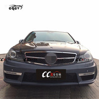 C63 A.M.G body kits for Mercedes Benz C W204 car parts