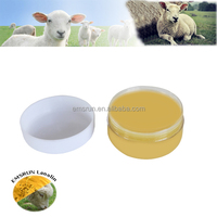Pure organic produce raw lanolin wax