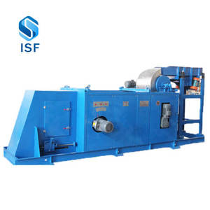 Recycling machine of eddy current magnetic separator for Medical glasses scraps containing aluminum or other nonferrous metal
