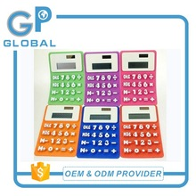 Factory direct bottom price 8 digits electronic mini calculator