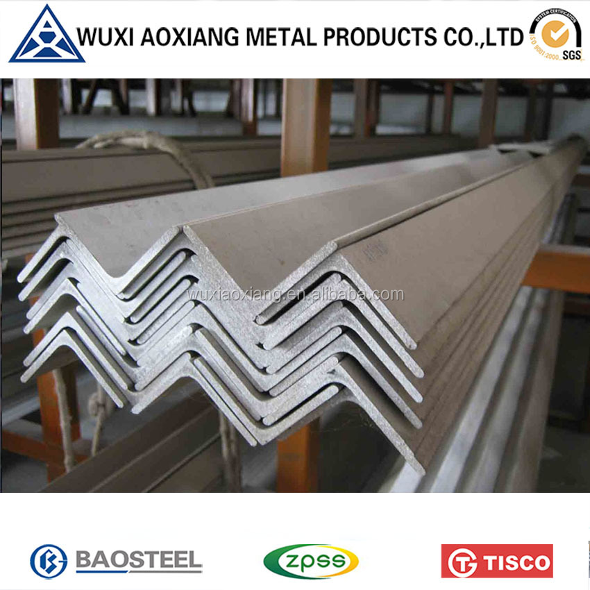 Online Shopping ASTM Cold Rolled 309s Stainless Steel Profile Angle Made In China