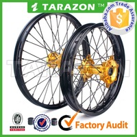 High quality motorcycle aluminum alloy wheel for suzuki