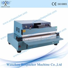 FKR-450 Semi-auto table top foot operated polythene sealing machine