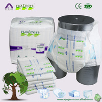 PE film Adult Diaper Old Man Diaper