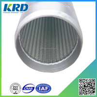 316 Stainless Steel Water Well Screen Filter for Water Purifying