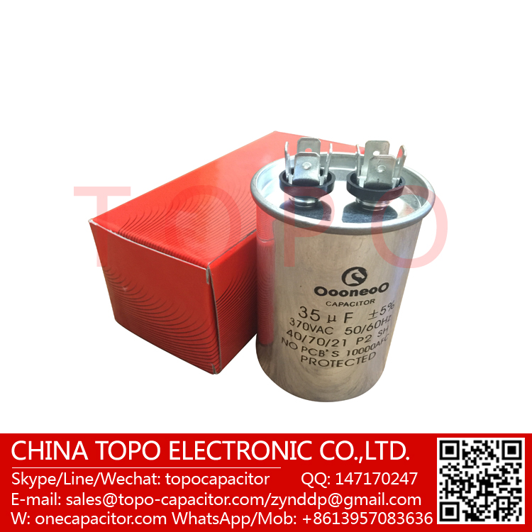 Cbb65 450vac 35uf ac motor capacitor air conditioner for Air conditioner compressor motor