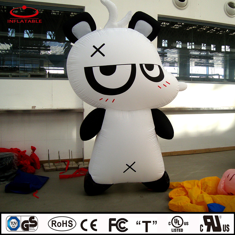 inflatable decoration cartoon, advertising inflatable product, inflatable mouse