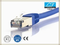 color code direct by China Cat5e FTP 24AWG enhanced lan cable