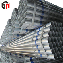 low carbon hot dip galvanized scaffolding steel pipe/tube