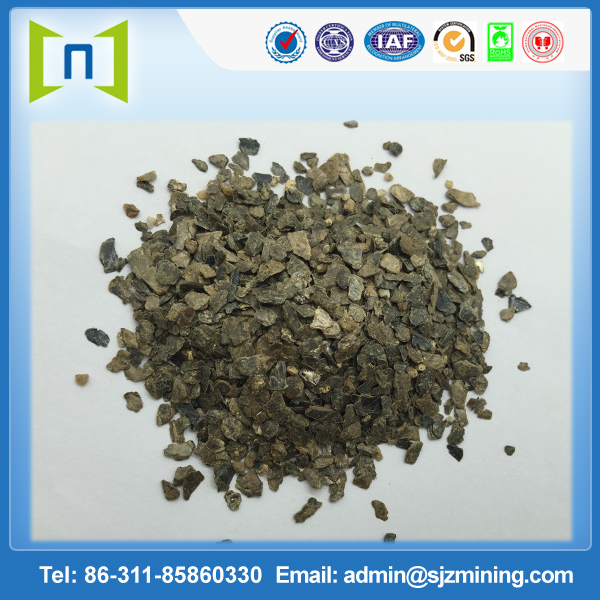 4-8mm/ golden /unexpanded/ vermiculite/ vermiculite wholesalers
