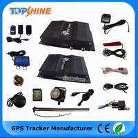 GPS/GSM/GPRS Vehicle GPS Tracker For The Truck/Bus/Car/Taxis Support Fuel Sensor+RFID Fleet Management(vt1000-3G)