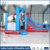 Kids spiderman inflatable bounce house, giant inflatable bounce house with low price