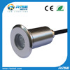 316 stainless steel RGB 3W 12V IP68 recessed small led pool lights
