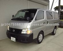 Japanese used cars Nissan CARAVAN Urvan from