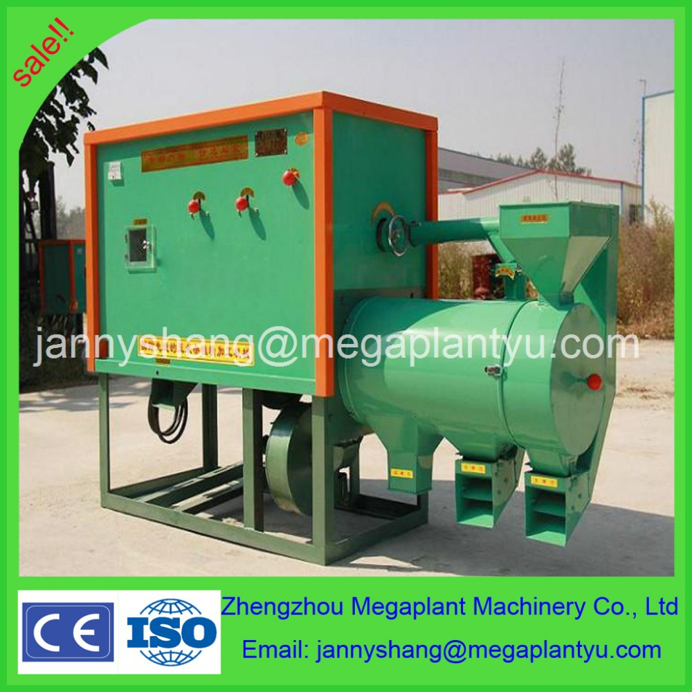 small electric commercial corn mill grinder machine