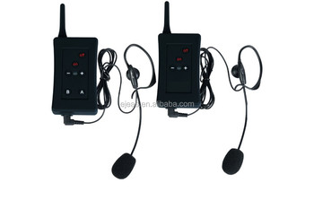 Hot Ejeas FBIM four way radio referee headset earphone bluetooth