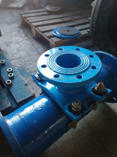 Universal Flanged Saddles clamps for rigid pipe