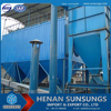 Industrial dust filter polyester bag filtration equipment fume extraction system