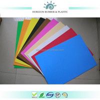High quality Horizon ethylene vinyl acetate sheets for packaging and protective