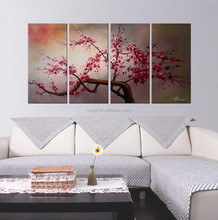 famous art paintings designer living room decoration