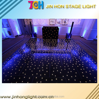 DMX Dance floor RGB dj wall led dance floor light for wedding disco club