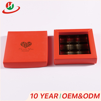 OEM Custom Shaped Luxury Empty Chocolate