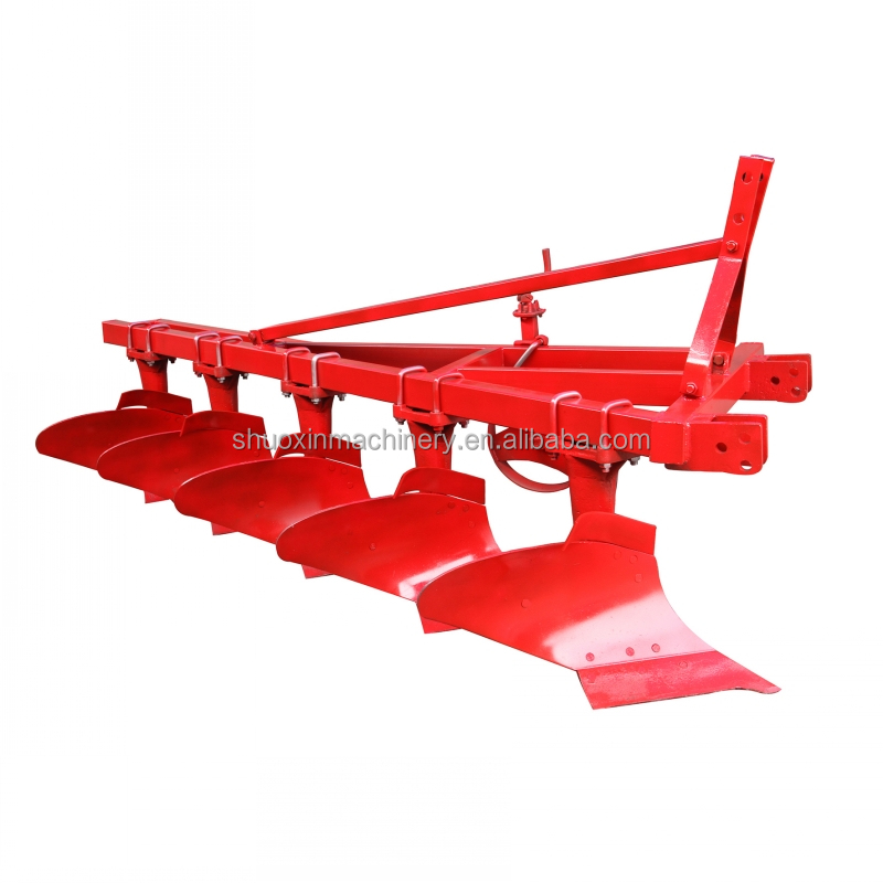 Wholesale Tractor Mounted 3 Point Link Furrow Moldboard Plow For Soil Working