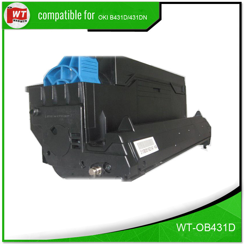 Compatible toner drum for OKI B411/431/461/471/491