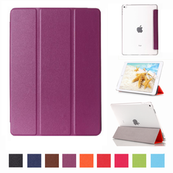 Three-fold Smart Cover Case for iPad Pro Flip Magnetic Cover