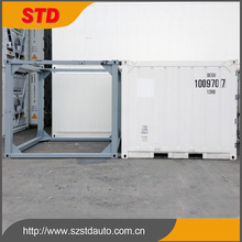 China cheap 10 ft new reefer container in stock