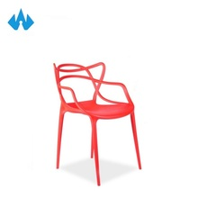 Factory Price High Quality Colorful Plastic Hanging Chairs