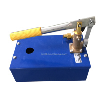 High quanlity 0-100 bar simple hand test pump /pressure test pump SY-100X