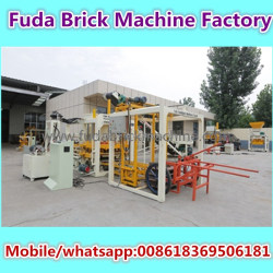 Germany technology low cost hydraulic pressure sawdust brick making machine with high quality