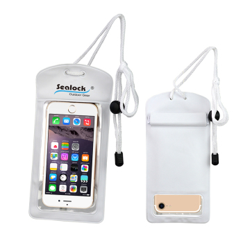 Fancy Customized Polyester waterproof cellphone bag for 6inch
