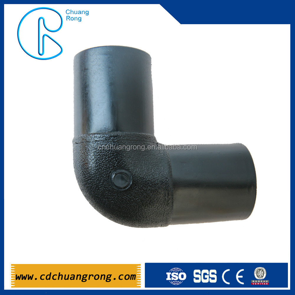 HDPE Gas Pipe Compression Fitting