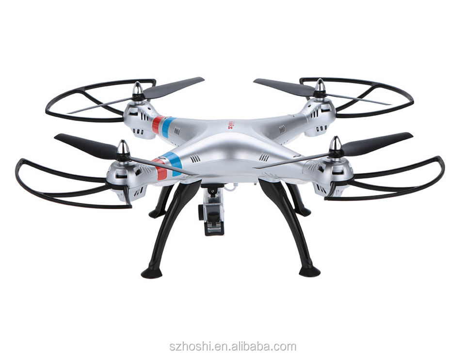 Syma X8G 2.4G 6 Axis Gyro 4CH RC Quadrocopter Headless mode Drone with 8MP Camera