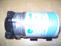 AQ&Q booster pump for ro system