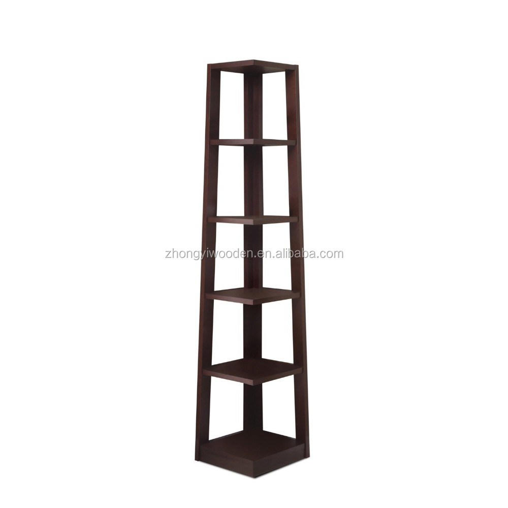 wooden bathroom corner shelf hot sale wood corner shelf home storage rack