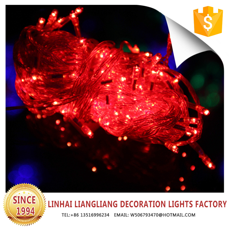 party/wedding decoration mini customize christmas ornaments lighting led